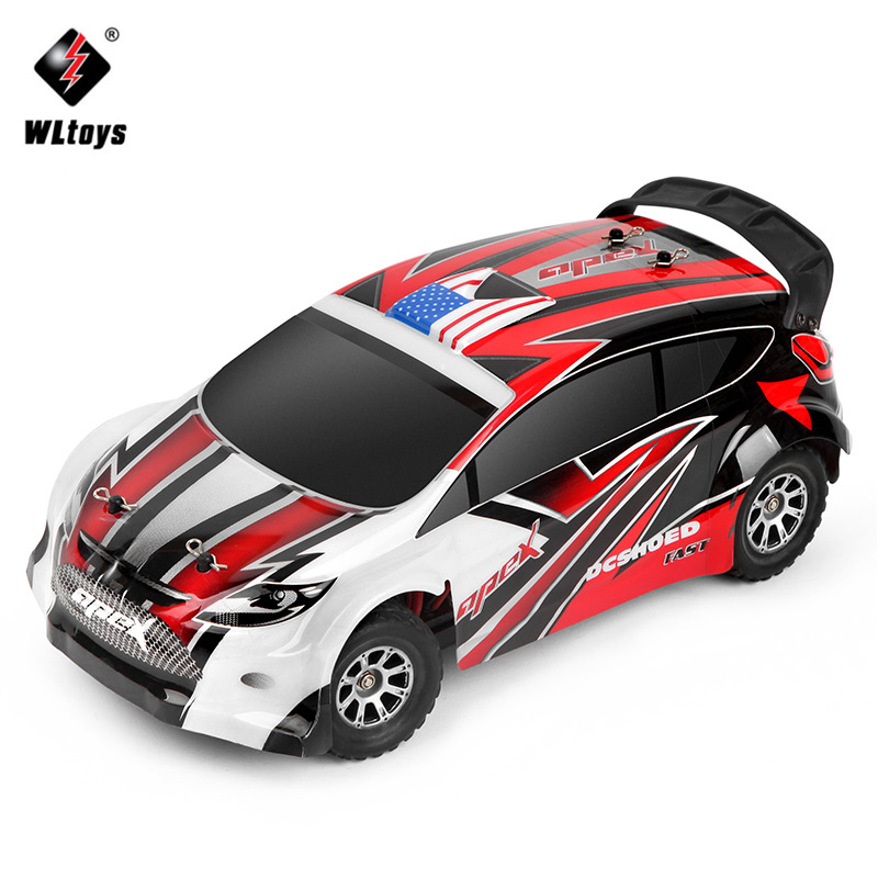 1:18 RC Car 4WD 4CH 2.4GHz Buggy Remote Control Radio Racing Car High Speed SUV Rock Crawler 4x4 Driving Car Toys for Kid Gift