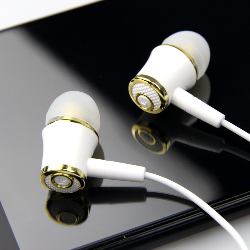Langsdom Colorful Mini Earphone R21 portable wired in-ear earphones Mi stereo earbuds su ...