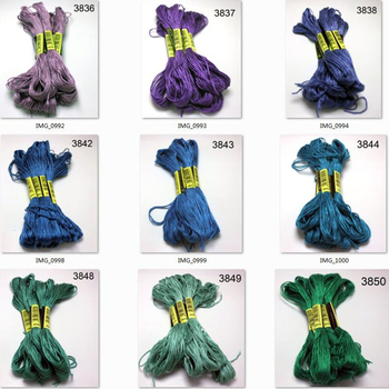 10 sztuk nici do haftu krzyżykowego ścieg haft krzyżykowy nici niestandardowe kolory 11 tanie i dobre opinie CN (pochodzenie) Barwione 0 02 Poliester bawełna Merceryzowanej Knitting Szydełka Tkania Muliną Ręcznie na drutach Szycia