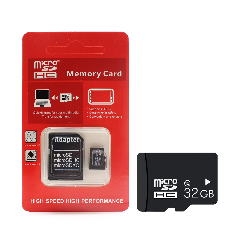 micro sd card 4gb 8gb 16 gb 32 gb 64gb class6 with adapter memory cards flash memory microsd tf. Black Bedroom Furniture Sets. Home Design Ideas