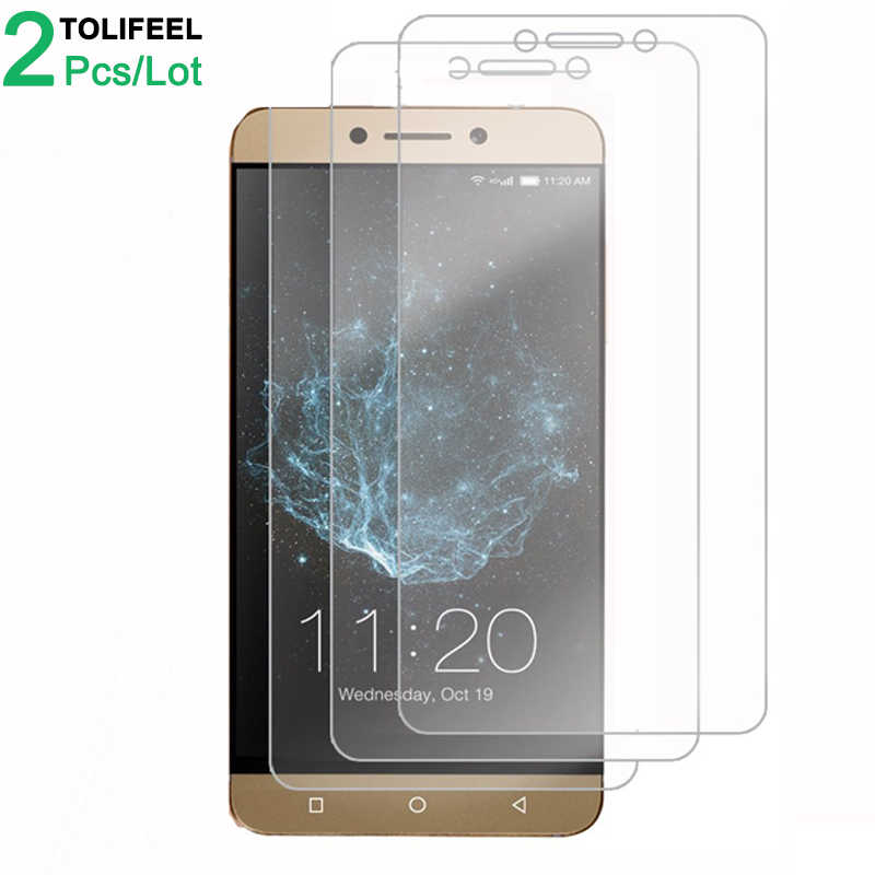 2Pcs For LeEco Le 2 Le X527 Tempered Glass Premium 2.5D 9H Screen Protector Film Glass For LeEco Le2 Pro Le S3 X626 X526 X625
