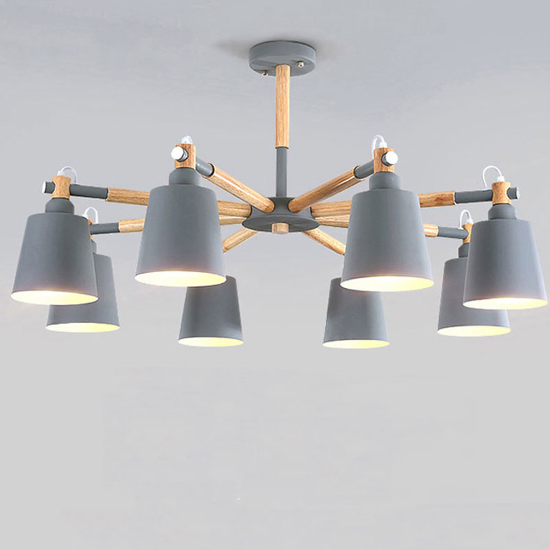 nordic modern lamps barrel lights living room bar cafe restaurant pub club office dining room hall aisle pendant lamp chandelier nordic retro loft lamps clain necklace lights cafe restaurant bar pub living room dining room club pub aisle stair hall lamp