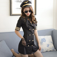 Hot Sale Sexy Lingerie Sexy Police Women Uniform Limitation Sexy Cosplay Erotic Lingerie