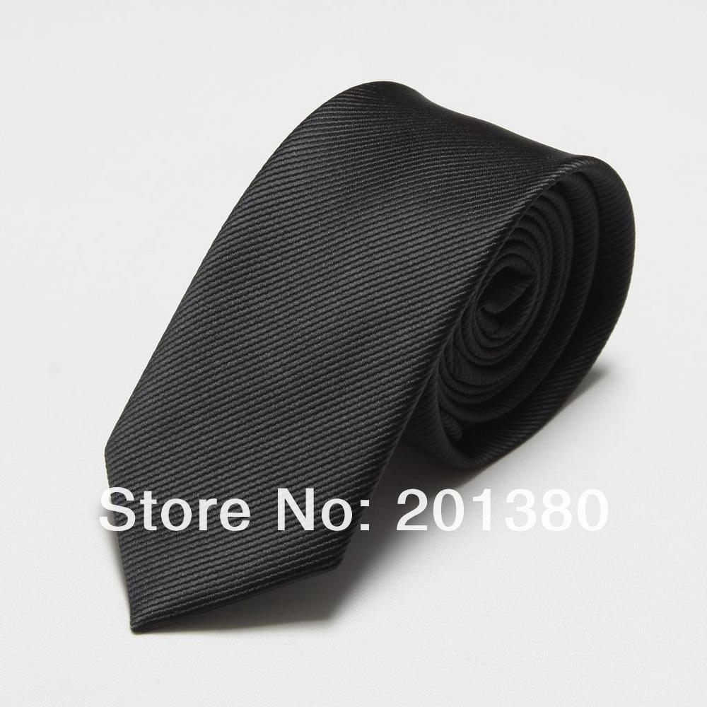 Fashion Narrow Tie Mens