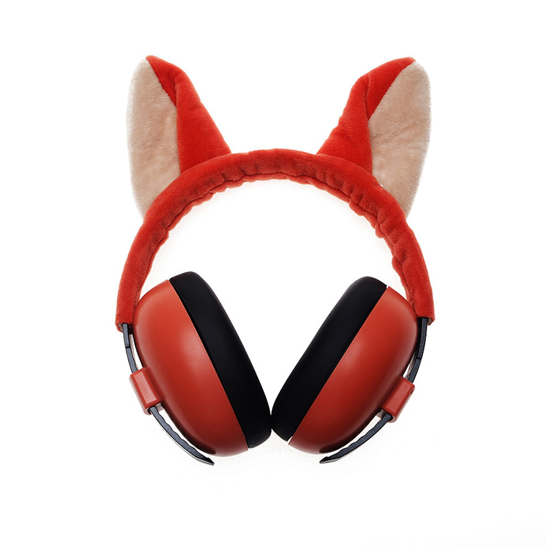 Workplace Safety Supplies Back To Search Resultssecurity & Protection Apprehensive Animal Series Child Hearing Protector Nrr 22db Anti-noise Soft Earmuffs For Kids Noise Reduction Ear Protection Earmuff Sleeping Refreshing And Beneficial To The Eyes