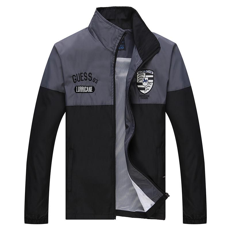 New Arrival Marka Dres Casual Sporta Kostiumu Mężczyźni Mody Bluzy Zestaw Kurtka + Spodnie 2 SZTUK Poliester Sportowej Mężczyzn 4XL 5XL SP019 17