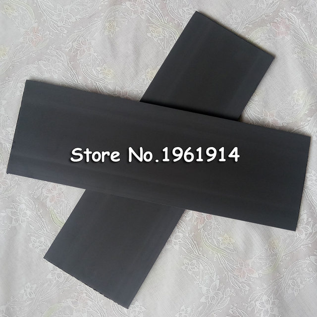 330x110x7or4 Mm Flash Stamp Pad Cushion Rubber Plate Materials Photosensitive Self Inking