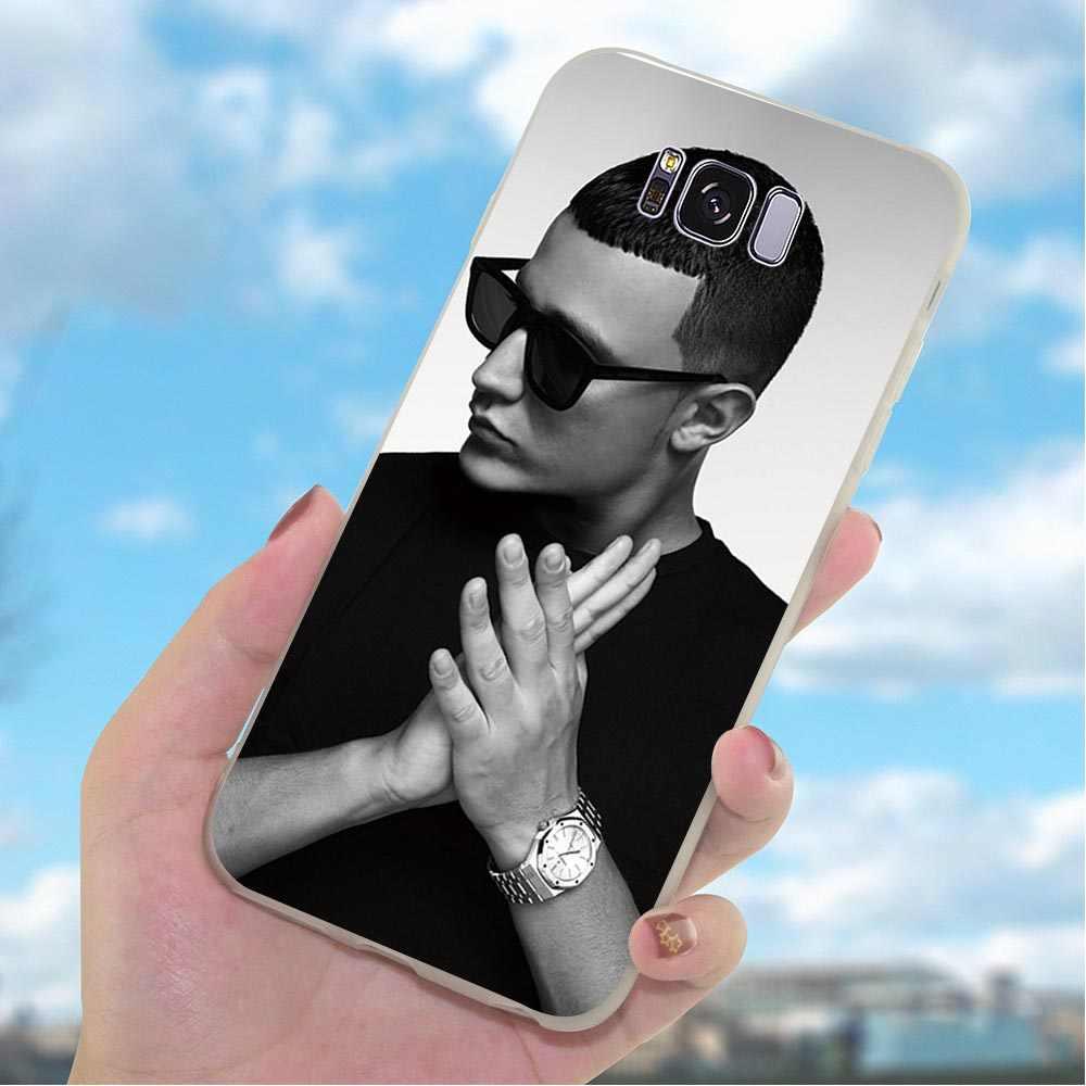 Lembut TPU Silicone Case For Samsung Galaxy S7 Edge DJ Snake Ponsel Cover untuk S8 Plus S9 S10 S10E Catatan 8 9 M10 M20 M30 S7 Tepi Kulit