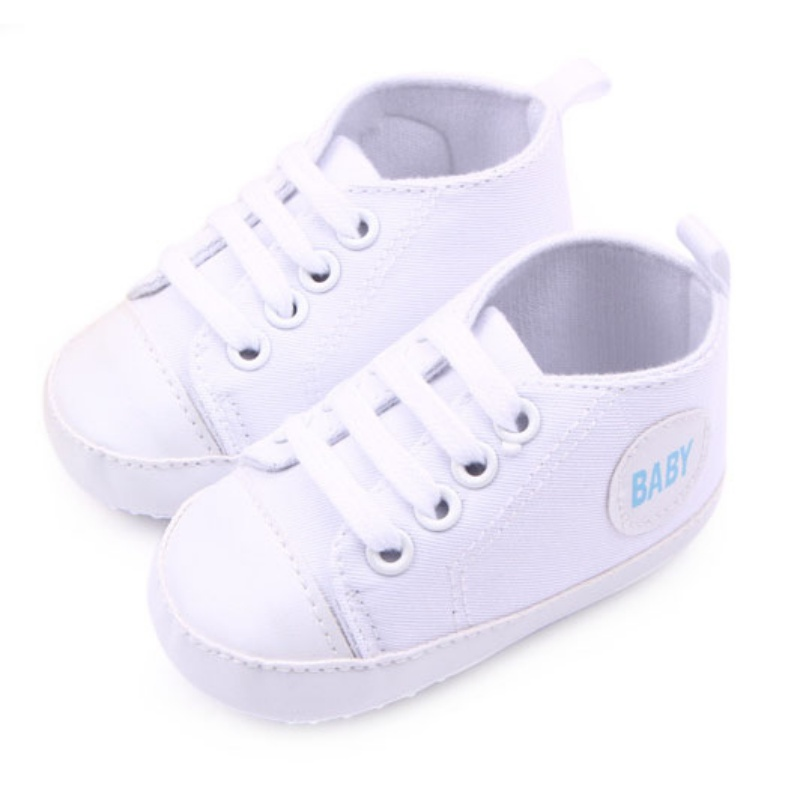 2017 Newest Infant Newborn Cute Baby Boy Girl Kid Soft Sole Shoes Sneaker Newborn 0-12 Months