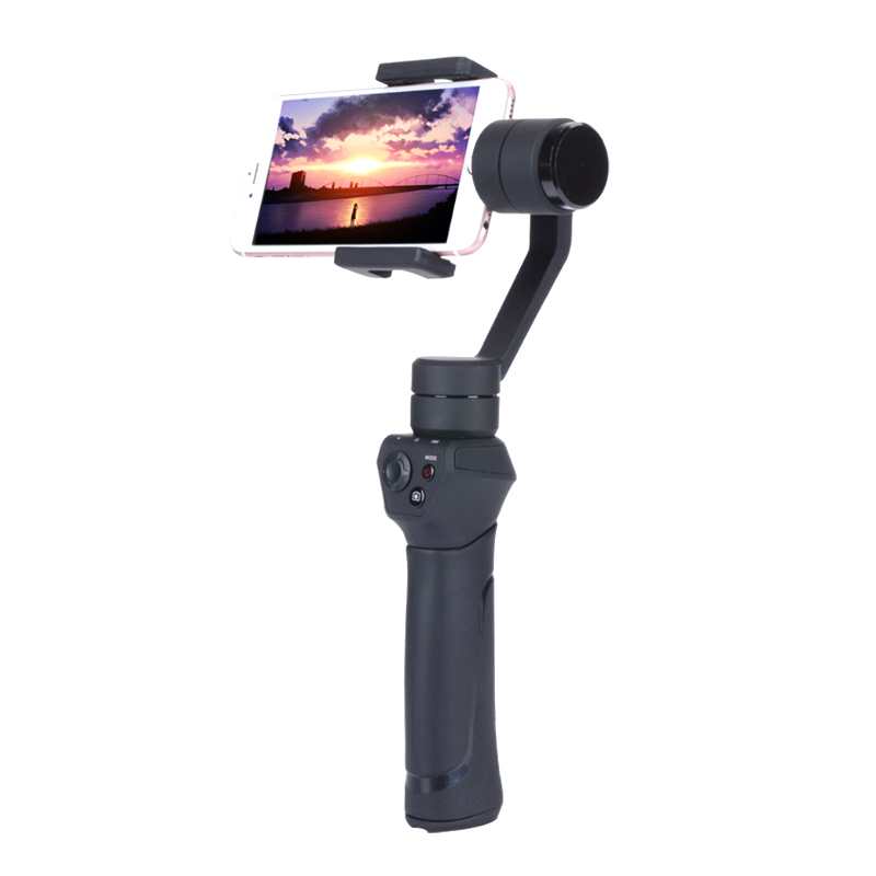 все цены на SMOOTH 3 Axis Handheld Gimbal Portable Stabilizer for iPhone X 8 7 6Plus Wireless Control Vertical Shoot
