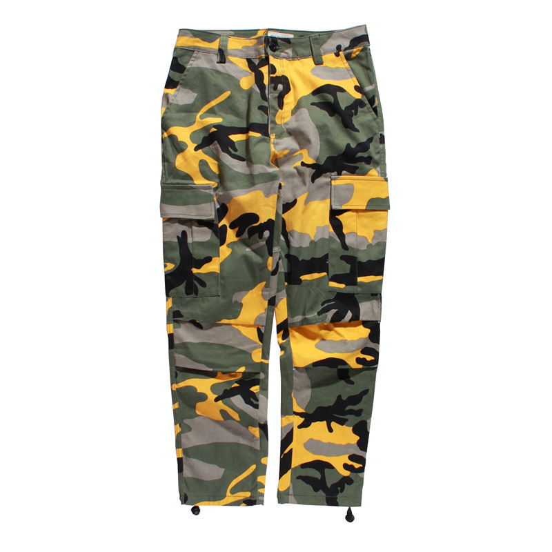 ROTHCO CAMO TACTICAL PANTS 6