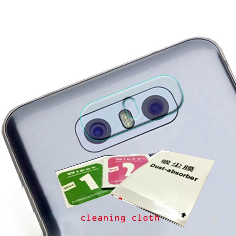10pcs/lot Back Camera Lens Protective Transparent Clear Tempered Glass Protector Film For LG G6 G600S H870 H870K H870S H870V