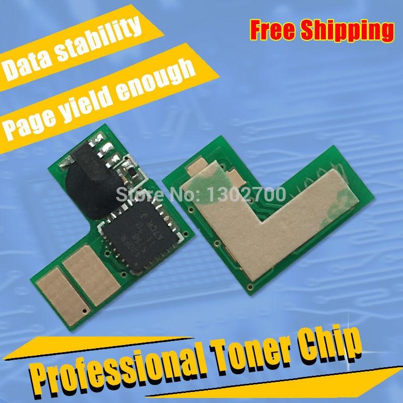 CF400 CF400A CF401A CF403A CF402A toner cartridge chip For HP Color LaserJet Pro M252dw M252n MFP M277dw M277n M274 refill reset