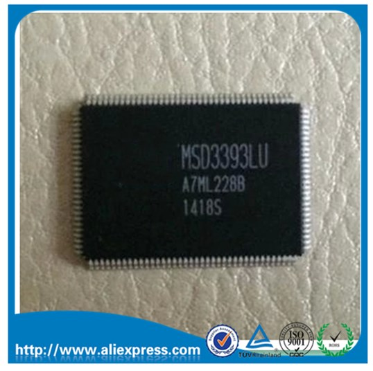 New Original MSD3393LU-S9 MSD3393LU LCD Chip