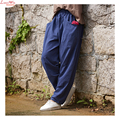 Women Large Size Linen Thin Wide Leg Slacks Popular Long Pencil Pants Original Casual Pants Slacks