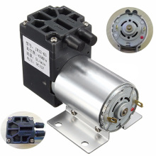 Electric Vacuum Pump High Pressure 5L/min Mini Diaphragm Pump with Holder12V 6W