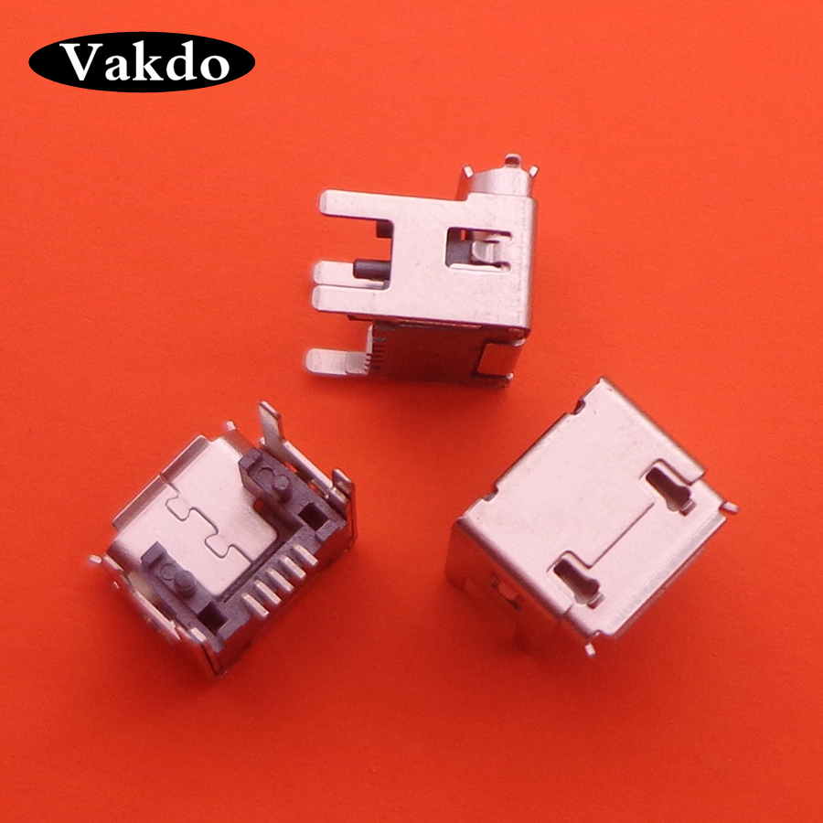 100pcs Replacement for <font><b>JBL</b></font> <font><b>Charge</b></font> <font><b>3</b></font> Bluetooth <font><b>Speaker</b></font> USB dock connector Micro USB Charging Port <font><b>Repair</b></font> parts image