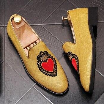 New chaussure homme luxe marque erkek ayakkabi loafers men heren schoenen sepatu pria men shoes