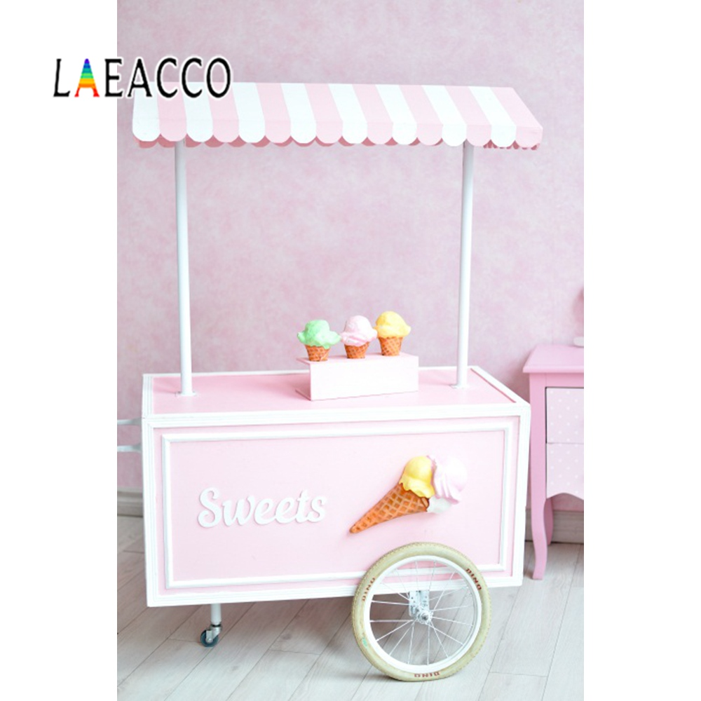 Lollipops Birthday Baby booth Candy Bar Party Shop Balloon Portrait Photo Backdrop Photography Background Photocall studio