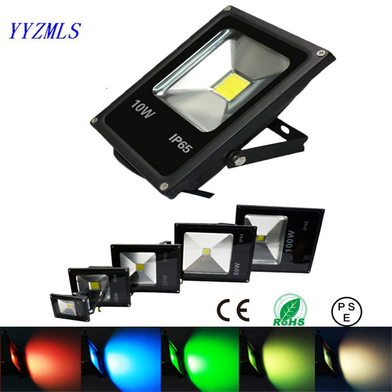 Buy 10w 20w 30w 50w led floodlight for Focos led exterior 50w