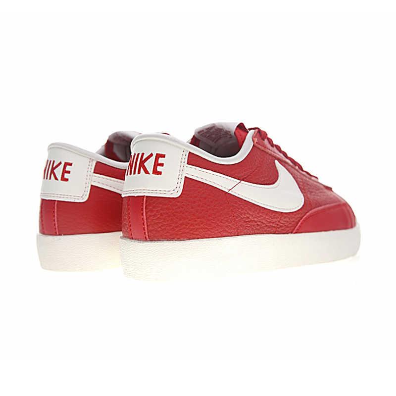wholesale dealer 9f4e9 7f1f4 ... Original Nike Blazer Low Premium Men's and Women's Walking Shoes,  Red,Wear-resistant ...