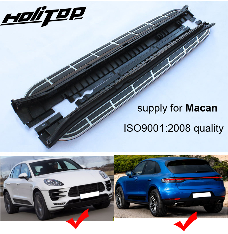 Side Step Side Bar Running Board For Porsche Macan Macan S