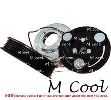 High Quality Brand New AC Compressor Clutch For Mazda 3 M3 1.6L A/C  3PICS/PACK