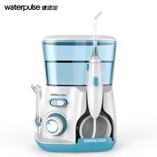 Waterpulse Dentaire Eau Flosser Oral Irrigateur Waterpick Soie Dentaire Eau D'irrigation Jet Dentaire Soie Dentaire V300g