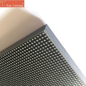 Image 4 - משלוח חינם יאו Caixing מקורה smd P2.5 מלא צבע led מסך 64x64 פיקסלים לוחות מטריקס מודול
