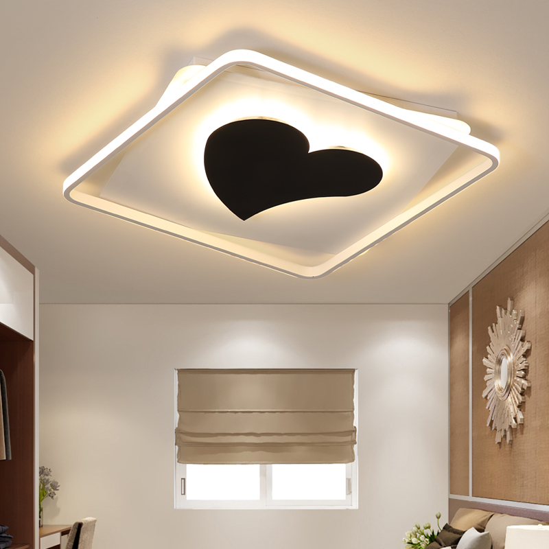 Chandelierrec Aluminum Modern LED Ceiling Lamps Into Low Ceilings Living Room Bedroom Home Lighting Decor Dimming Ceiling LightsChandelierrec Aluminum Modern LED Ceiling Lamps Into Low Ceilings Living Room Bedroom Home Lighting Decor Dimming Ceiling Lights