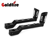 Gear Shift Pedal Levers Shifter Pegs For Harley Davidson Heritage Softail Road King FLHR Ultra Limited