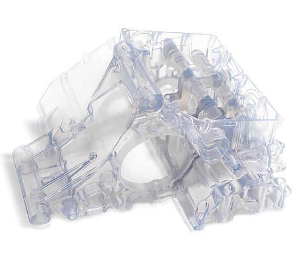 3D printing service voor transparante lichtgevoelige hars door SLA technologie additief productie, Item No. ST020 - 5