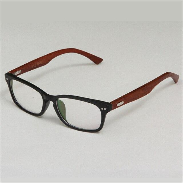57f71ff722 Men And Women s Hot Sale Natural Wood Eye Glasses Frames Vintage Eyewear  Frame Wooden Glasses Frame
