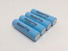 MasterFire 100% Original LG 18650 3.7V INR18650 MH1 3200mAh Rechargeable Lithium Battery 10A discharge batteries