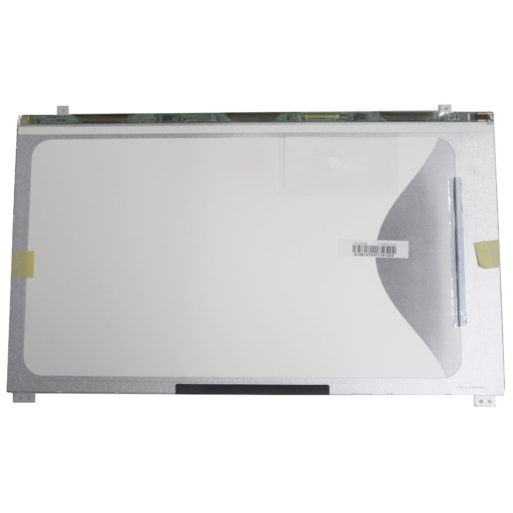 15.6'' LED LCD Screen Display Matrix Panel Replacement LTN156AT19-001 LTN156AT19-001 T01 501 801 LTN156AT18 For Samsung NP300V5A for samsung chromebook xe550c22 lcd screen ltn121at11 801 display laptop screen replacement