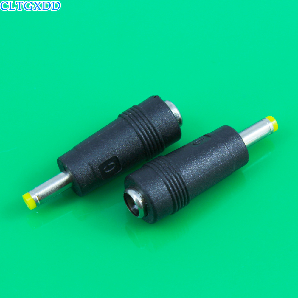 Cltgxdd  DC 5.5x2.1mm Female To 4.0x1.7mm Male Power Plug 5.5 2.1 / 4.0 1.7 Jack For Sony, PSP Laptops Adapter Etc