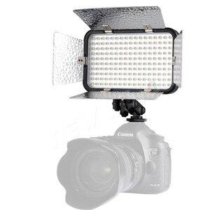 Image 4 - Godox LED170 II LED170II Giày Hot Núi Liên Tục Di Động Video LED Bảng Điều Chỉnh Lights cho DSLR DV Máy Ảnh