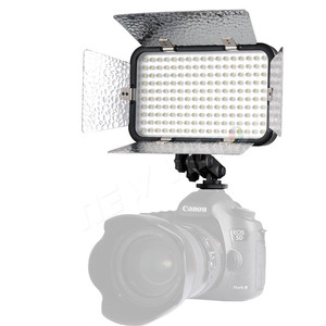 Image 4 - Godox LED170 II LED170II Hot Shoe Mount Continuous Portable Video LED Panel Lights for DSLR DV Camera