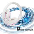 Wired Stereo Headphone New Luxury Earphone Powerful Soft Music Player Handsfree Headset For Computer YHD9029