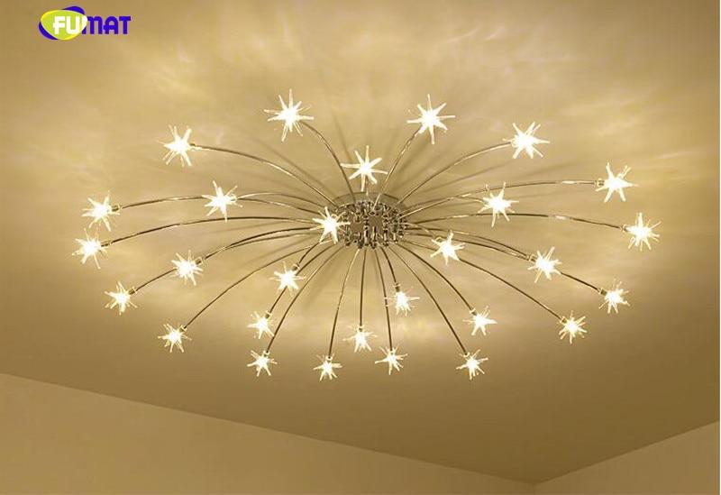 LED Stars Ceiling Light  10