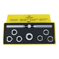 NO 5537 Stailess Steel Watch Tool Case Opener 7pcs Assort Size Watch Back Case Opener For