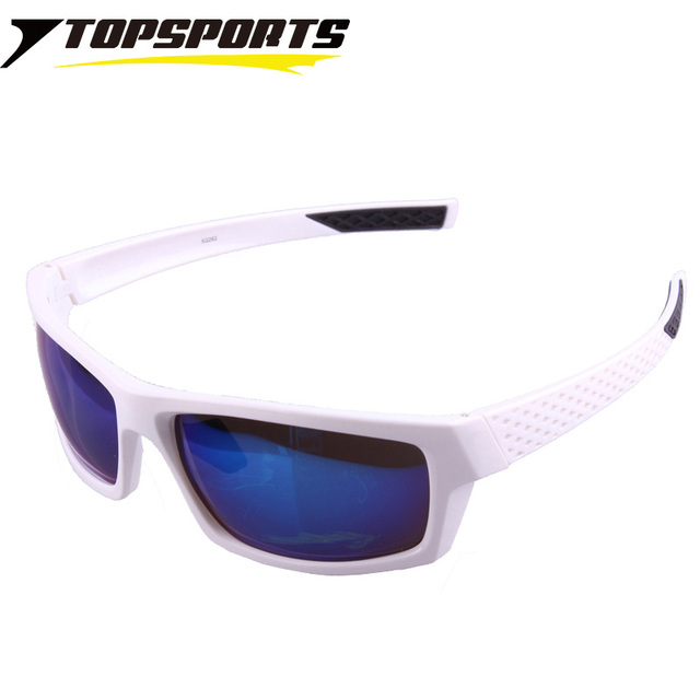 c449abef9f TOPSPORTS Outdoor sport Cycling mirror Glasses UV400 men women polarized  real plating lens bike Sunglasses bicycle