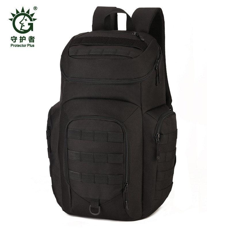 40 L Army Camouflage Backpack Bag leisure waterproof Single shoulder wearproof best Travel Resistant Bags male