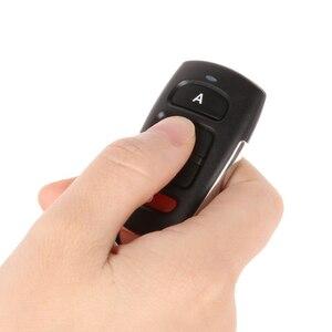 Image 5 - QIACHIP בית חכם שלט רחוק 433mhz לומד סוג 4 כפתורים אלחוטי שלט רחוק לשערים רכב