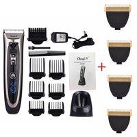 Powerful professional hair clipper men hair trimmer beard trimer electric cutter hair cutting machine haircut barber tool P40