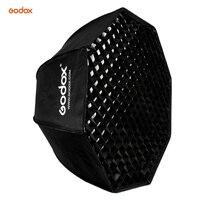 Godox SB-UE 80 cm/31.5in Bowens Berg Tragbare Octagon Wabengitter Regenschirm Softbox für Speedlite-blitzlicht