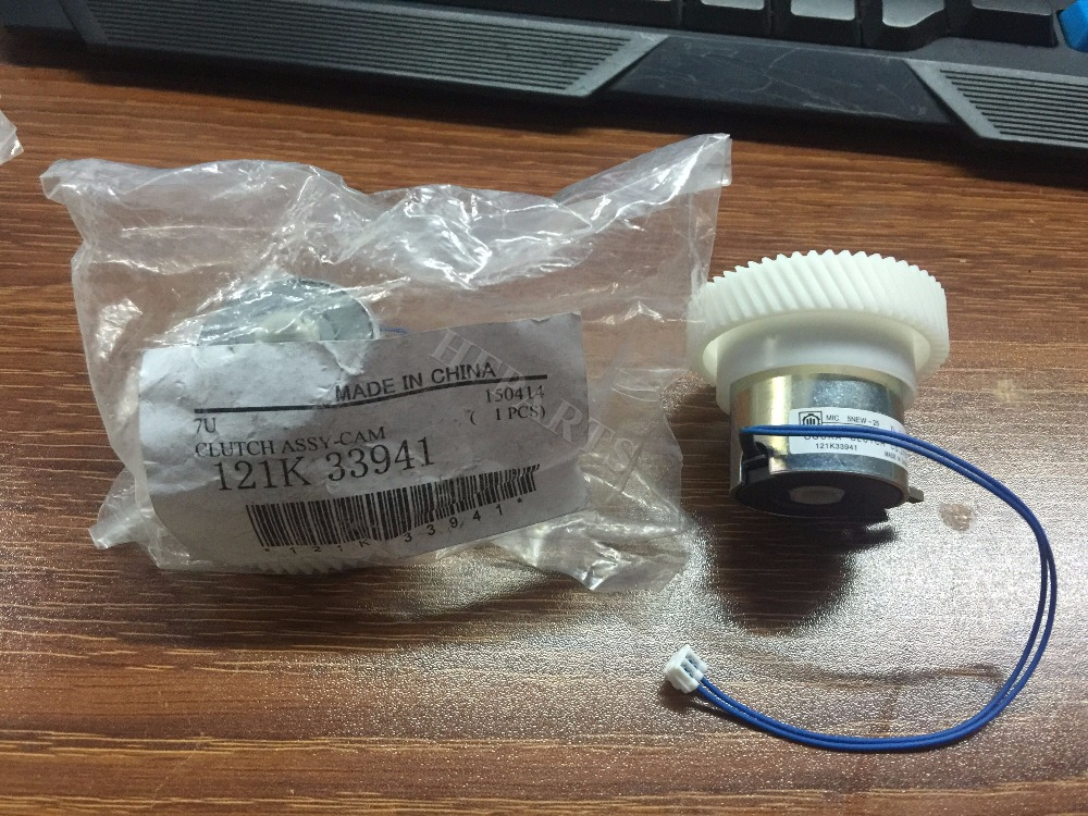 Original new 2nd transfer roller clutch for Xerox DC240 242 250 252 260 WC7655 7665 7675 7765 DCC6550 7500 7550 6500 121K33941 059k 45987 roller assy 2nd original new 2nd btr assy for xerox docucolor 240 250 242 252 260 transfer roller assembly dc240