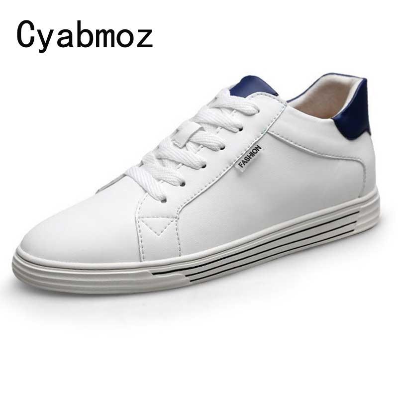 Men Elevator casual Shoes New 6 CM