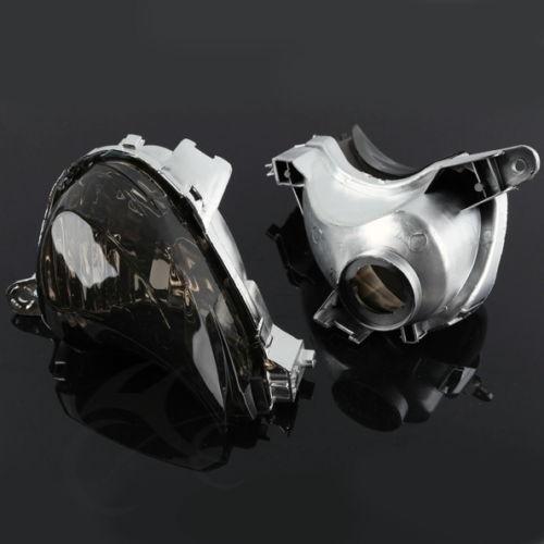 Rear Turn Signal Indicator Light Smoke Lens for Suzuki Hayabusa GSXR1300 2008-10