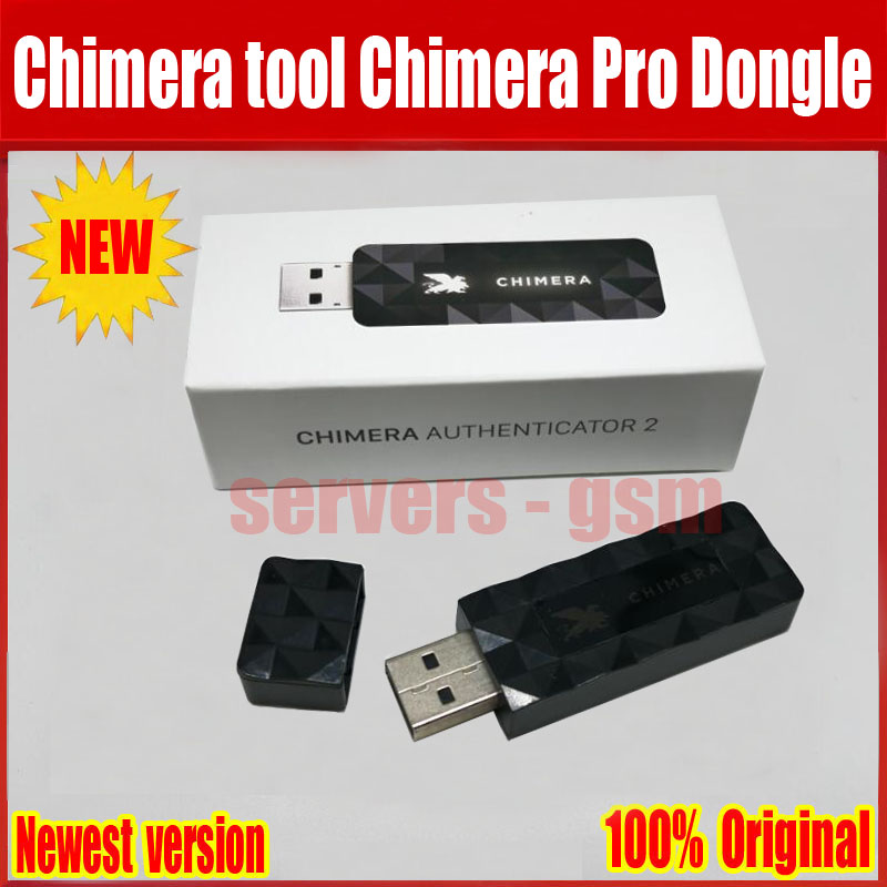 2019 NEW 100 Original Chimera Dongle Authenticator with All Modules 12 Months License Activation